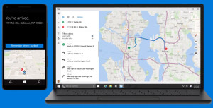 Windows10 Maps