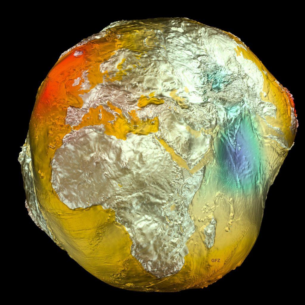 Потсдамская гравитационная картошка