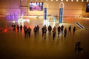Фото 3DNews. Первые открытые гонки дронов в России.