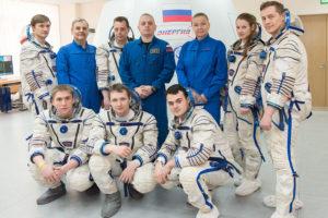 Отряд космонавтов РКК «Энергия»