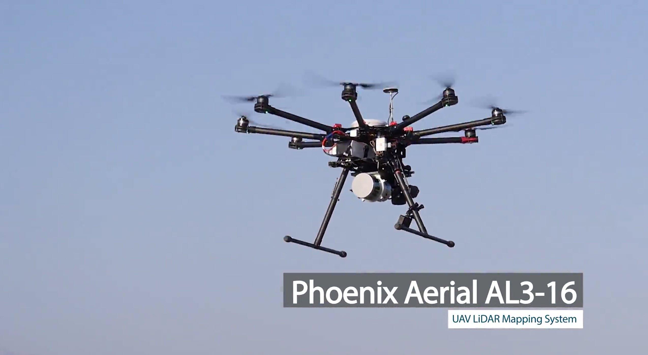 Phoenix Aerial AL3-16