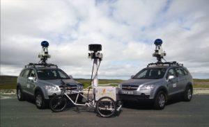 Машины Street View в Индии