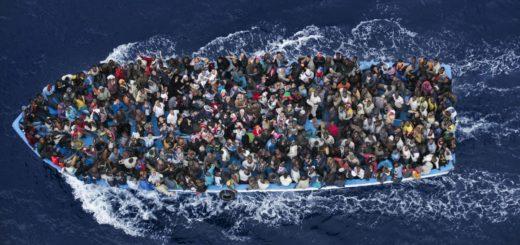 Мигранты стремятся в Европу