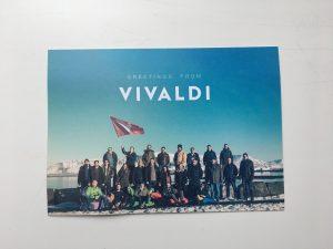 Открытка от Vivaldi