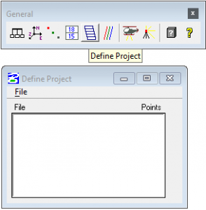 Define project