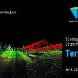 Speedup LIDAR Batch Processing using TerraSlave